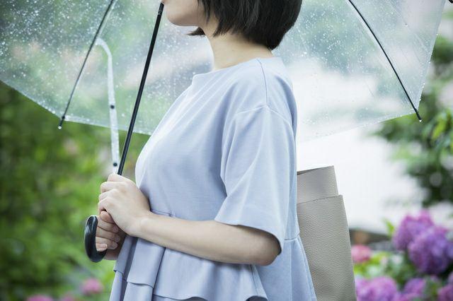 梅雨はジメジメでも快適に過ごせる梅雨対策インナーを身につけよう